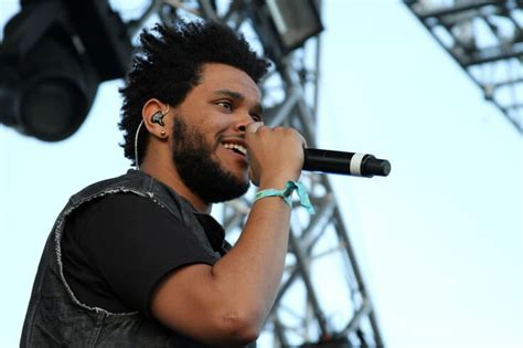 The Weeknd Hair Style | the newest hairstyles for black men
