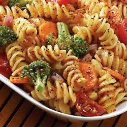 pasta salad recipie pasta salad recipe fancy edibles com