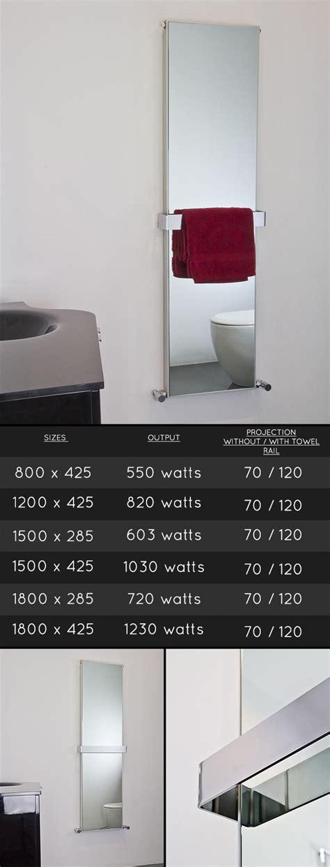 heated mirrors with decorative bathroom mirror 91472245 heated bathroom mirror radiator heating towel rail radiator
