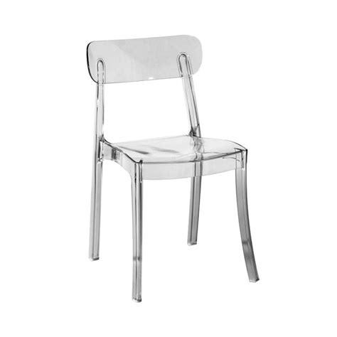 chaise transparentes les chaises transparentes 4 pieds tables chaises et