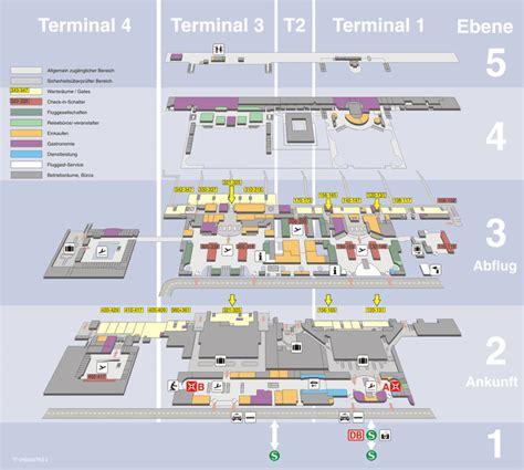 stuttgart airport airport layouts  germany