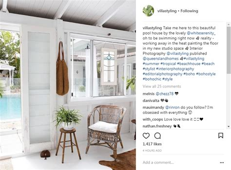 interiors lifestyle hashtags     business