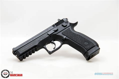 Sp 01 New cz 75 sp 01 phantom 9mm new for sale