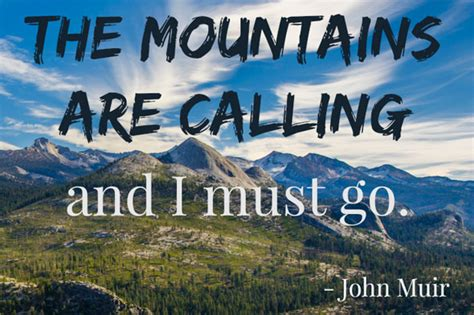 poetry  john muir quotes  nature conservation travel   transit