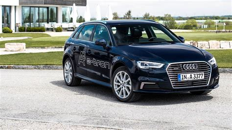 Audi E Tron A3 by Audi S A3 E Tron Plug In Gets A Fresh Face After One Year