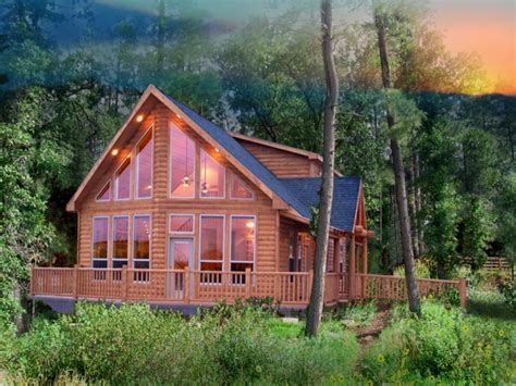 log modular home floor plans log cabin modular homes