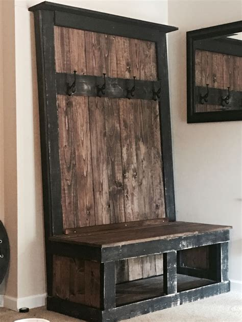 hall bench and coat rack best 25 deacons bench ideas on pinterest cedar hill