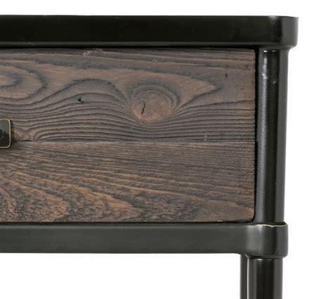 juno reclaimed wood nightstand pottery barn