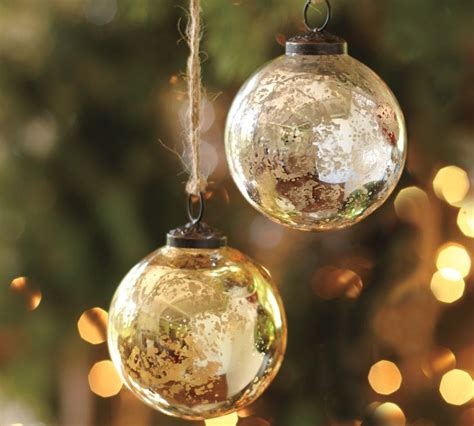 how to decorate glass ornaments for how to get faux mercury glass ornaments using paint