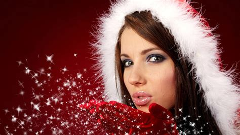 christmas kiss wallpaper download wallpaper sexy snow maiden sexy snow doll sexy