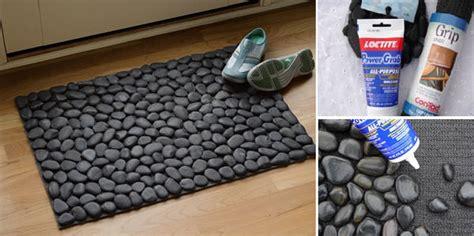 creare un tappeto 20 idee per lavoretti con i sassi per bambini