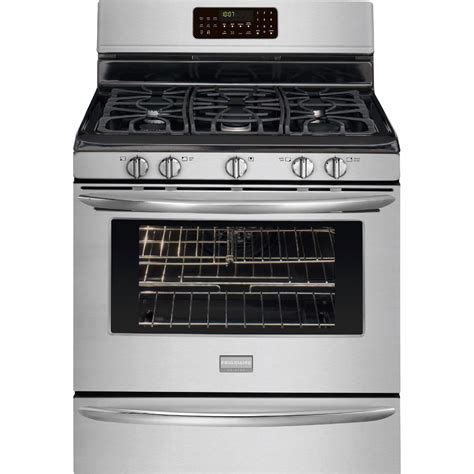 Termometer Oven Gas frigidaire gallery fggf3054mf 5 0 cu ft freestanding gas range w effortless temperature