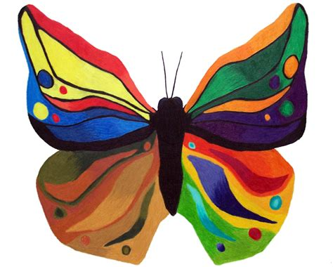 butterfly colors 18 butterfly drawings ideas design trends