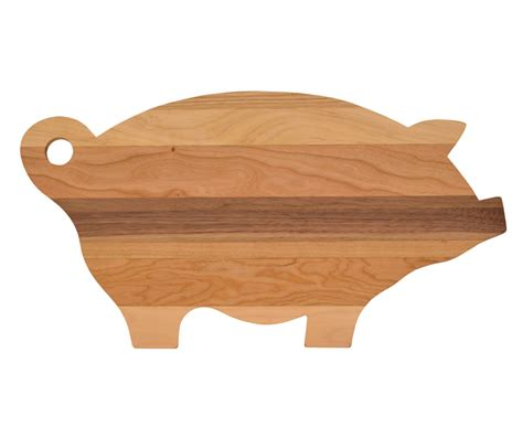 pattern wood cutting board wood cutting board patterns pig pdf plans