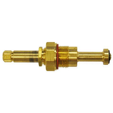 shop danco brass tub shower valve stem at lowes
