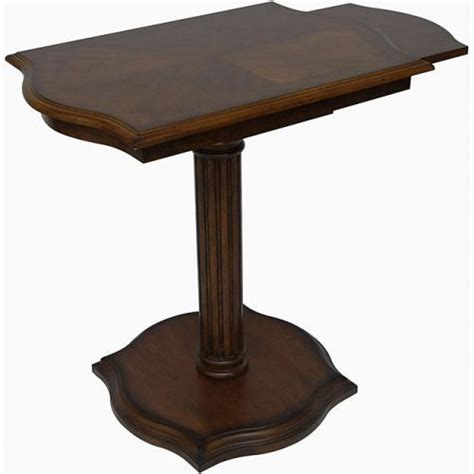 Swivel Table helena wood swivel table by china import upc 810446010859