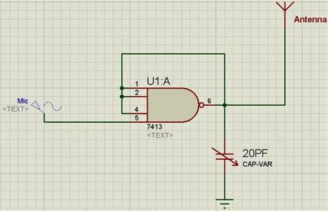 how to make inductor for fm transmitter the simplest fm transmitter without coil inductor with pictures