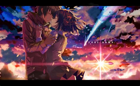 anime in your name your name hd wallpaper and background image
