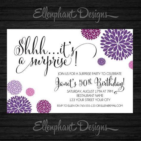 purple 17th birthday party invitations announcements zazzle