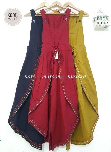 monel jumpsuit bordir w346 lg olshop