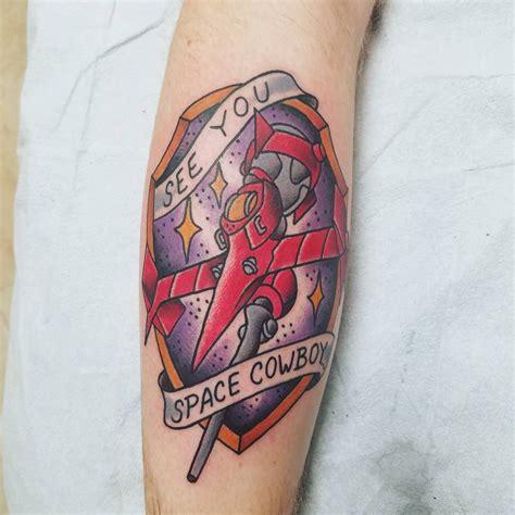 cowboy bebop tattoo my bebop cowboybebop