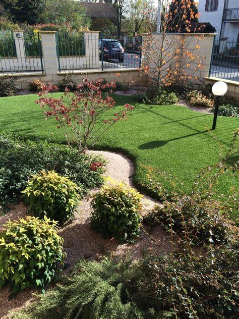 realizzazione aiuole per giardino foto realizzazione giardino con aiuole di azienda