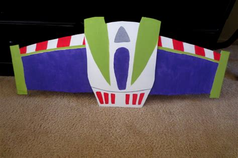buzz lightyear template diy buzz lightyear wings crafting is sanity