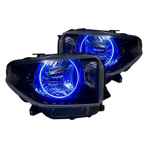 Toyota Tundra Led Headlights Oracle Halo Lights For Toyota Tundra 2014 2016 Toyota