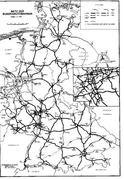 autobahn map germany d germany road infrastructure deutsche autobahnen