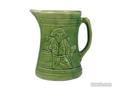 Mccoy Green Vase Antique Mccoy Pottery Amp Porcelain Price Guide Antiques
