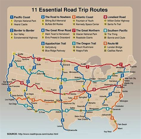 road maps route planner usa just a car easiest way to map out a road trip across