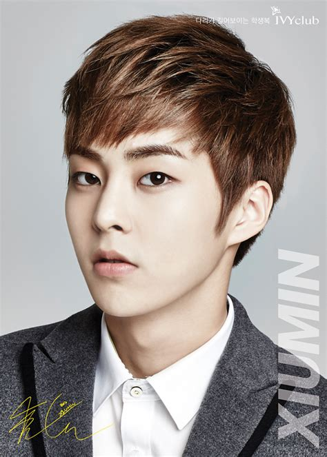 exo xiumin exo m images xiumin ivy club hd wallpaper and background
