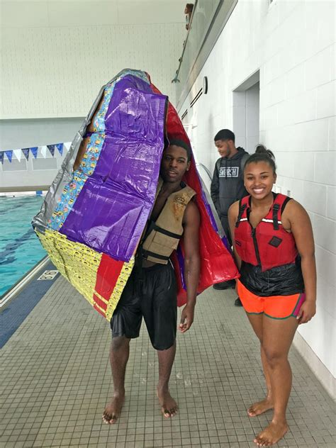 cardboard boat competition cardboard boat competition gwendolyn brooks college