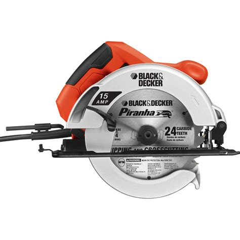 black and decker small circular saw black decker 7 1 4 quot 15 amp circular saw cs1015