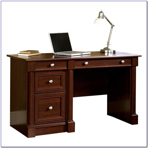 sauder palladia computer desk with hutch in cherry sauder palladia computer desk with hutch in cherry desk