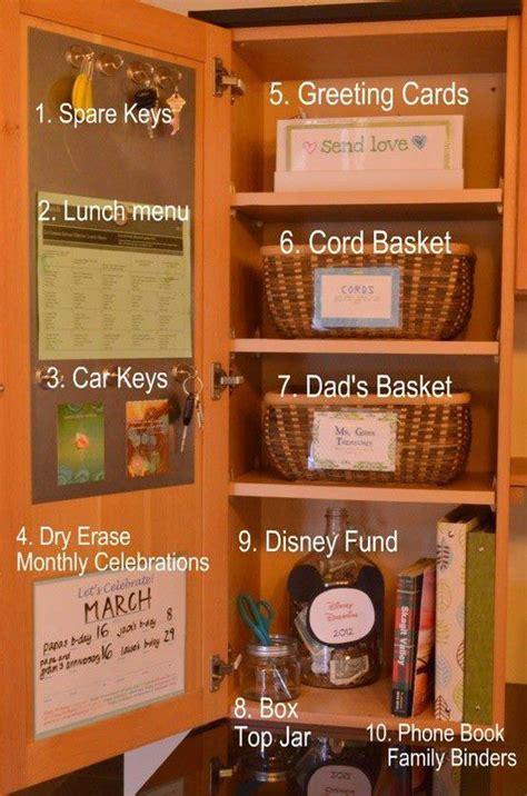 Kitchen Cabinet Organization Tips by Kitchen Cabinet Organization Creative Project Ideas