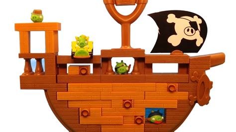 angry birds go jenga coloring pages angry birds go jenga pirate pig attack bombing speed cars