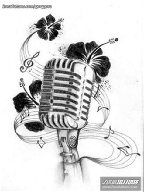 microphone tattoo vorlagen music is my life tattoo tattoo mic music life tattoo