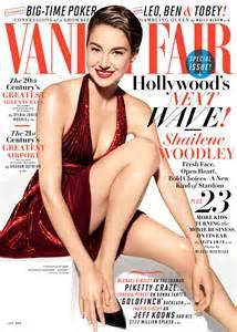 Vanity Fair 2014 by Shailene Woodley Vanity Fair July 2014 Gotceleb