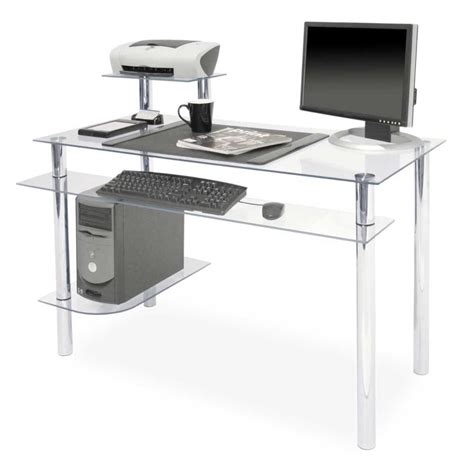 office depot glass desk desks for computers in your office
