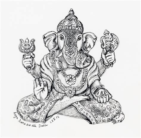 Sketches 1080p by 1000 Ideas About Ganesha Drawing On Ganesha