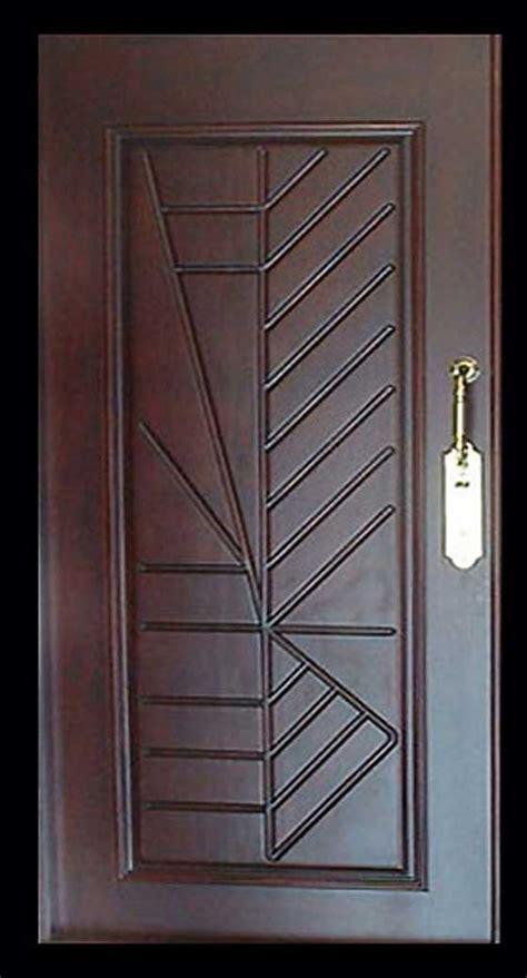 latest model home front wooden door design pictures