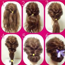 step to step hairstyles for medium hairs ideas to create hairstyles for medium length hairs