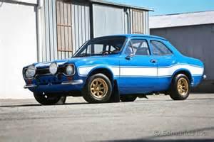1970 ford rs1600 mk1 3 no car no cars