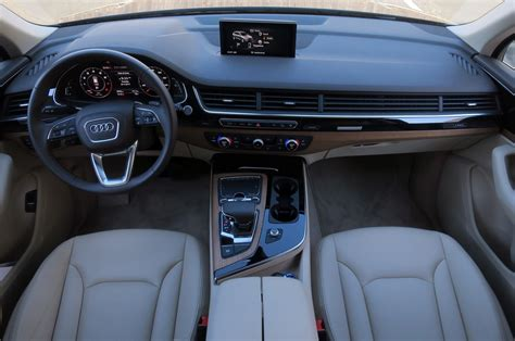 interior layout of audi q7 mileti industries decision time 2017 audi q7 2 0t