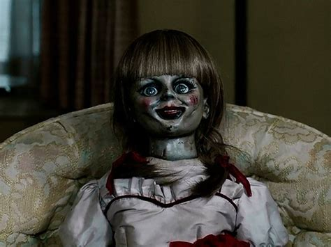 special feature 8 of the scariest horror movies made for review annabelle creation attempts to haunt audience