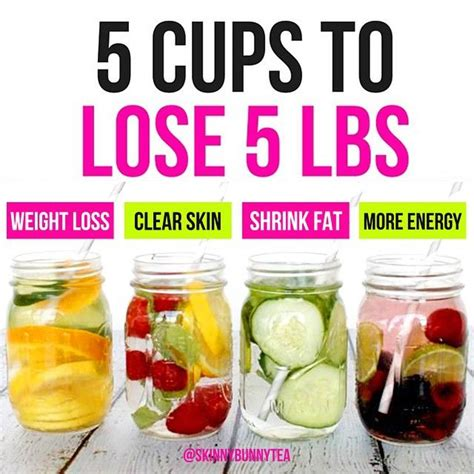 Week Detox Lose Weight by 287 Best Images About Detox Drinks On