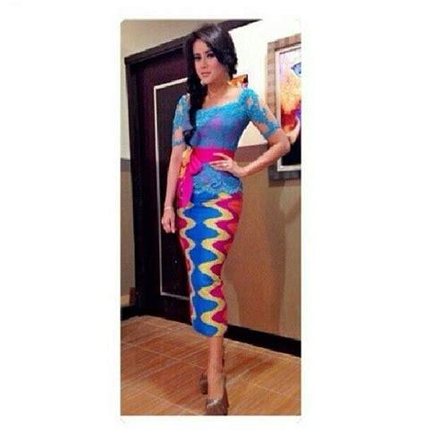 Dress Tenun Bali 197 best images about kebaya on kebaya lace