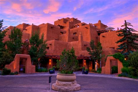 inn of loretto inn and spa at loretto new mexico