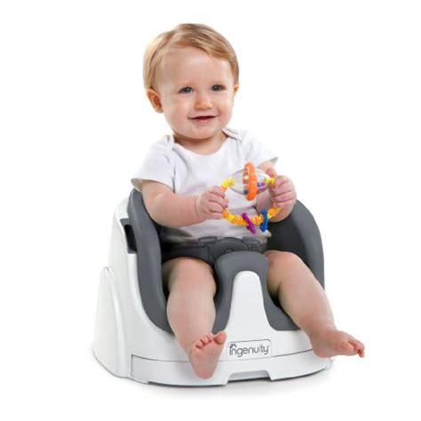 ingenuity baby base 2 in 1 booster seat ingenuity baby base 2 in 1 booster seat slate new free